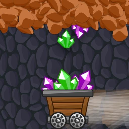 Amazing Diamond Catcher Crash Game