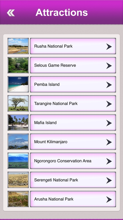 Tanzania Tourist Guide screenshot-2