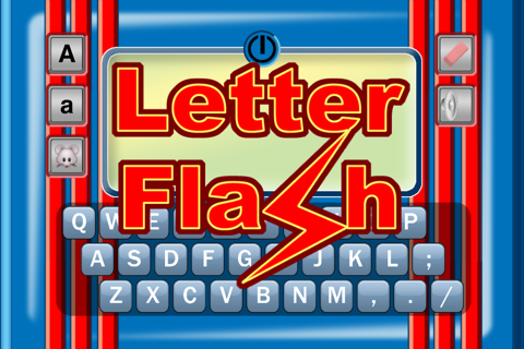 The Letter Flash Machine - náhled