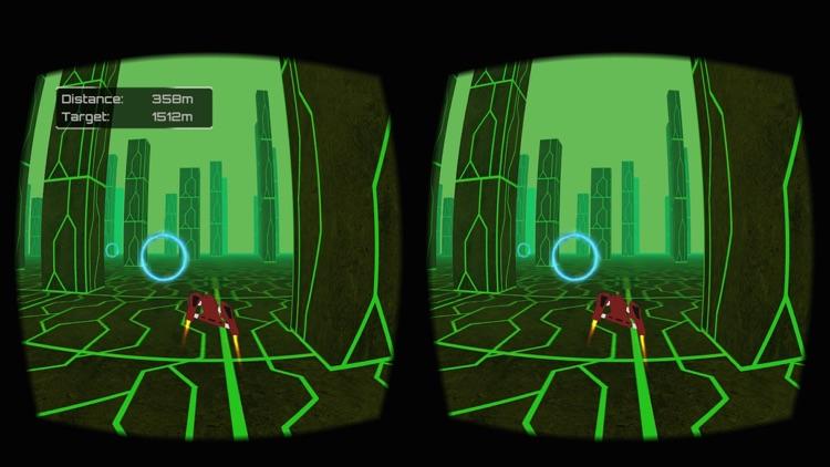 VR Xtream Racer Neon screenshot-3