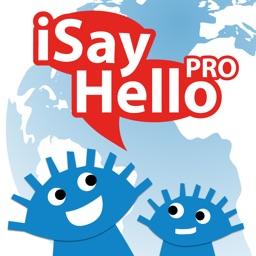 iSayHello Communicator Pro - Translator
