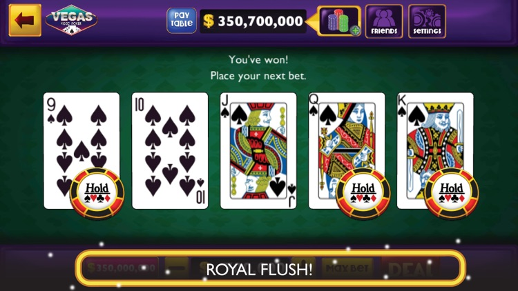 Fortune Video Poker screenshot-1