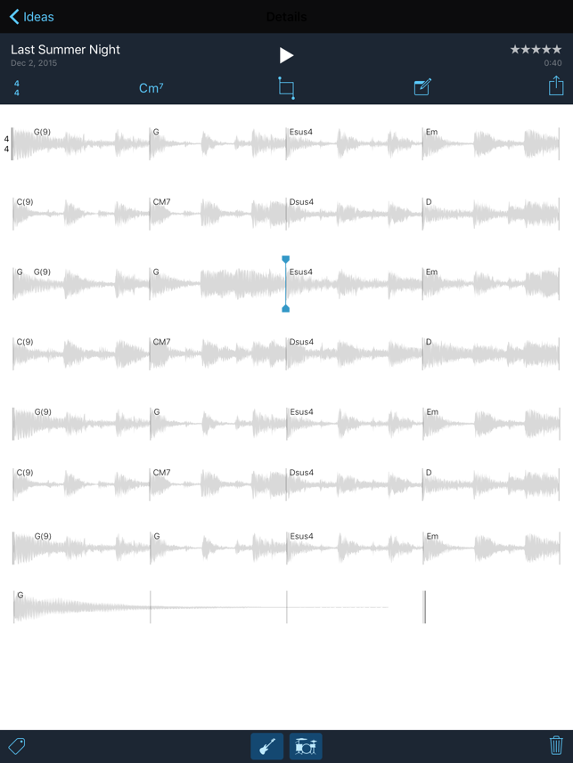 Bloc Musical Screenshot