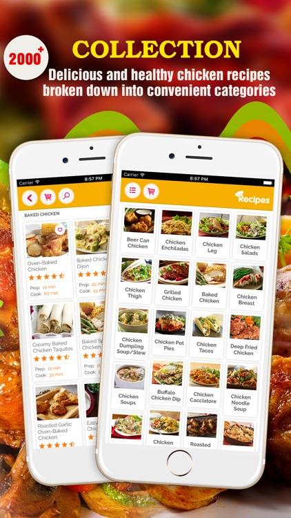 Yum Chicken Pro ~ Best Healthy Chicken Recipes