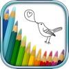 秘密花园成人手绘 - 画画涂色免费单机游戏 - 神马游戏