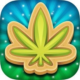 Weed Cookie Clicker - Run A Ganja Bakery Firm & Hemp Shop With High Profits