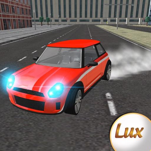 Driving Luxury Car: Luxury Turbo Speed Car Race