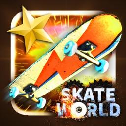 Skate World Pro 3D - HD Skateboard Simulator Game