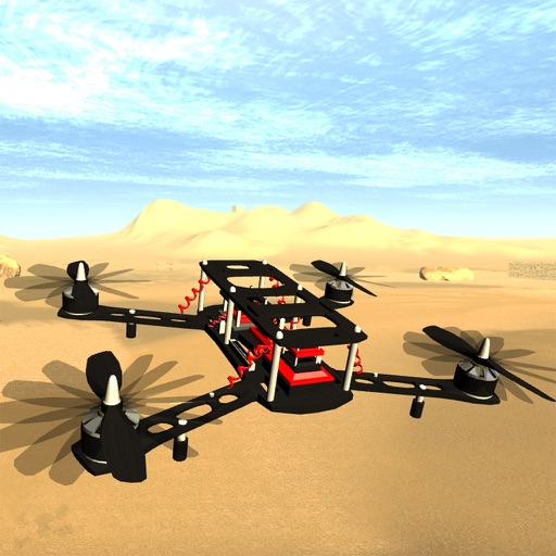 Free Flight Drone Simulator
