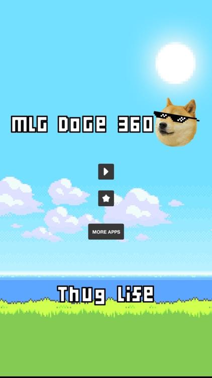 MLG Flappy Doge 360 - Thug Life - Illuminati Doge