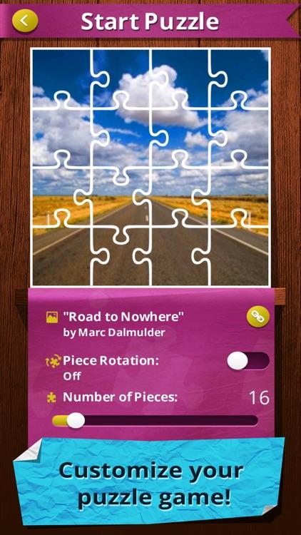 Jigsaw Puzzles Real Free screenshot-4