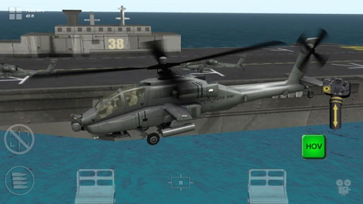 Apache 3D Sim Screenshot
