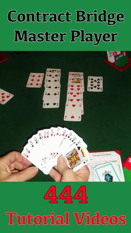Contract Bridge Master Player