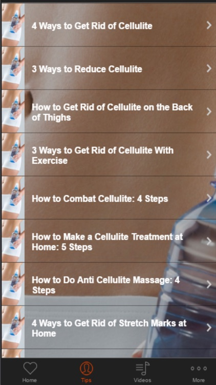 Cellulite Treatment - Learn How to Get Rid of Cellulite