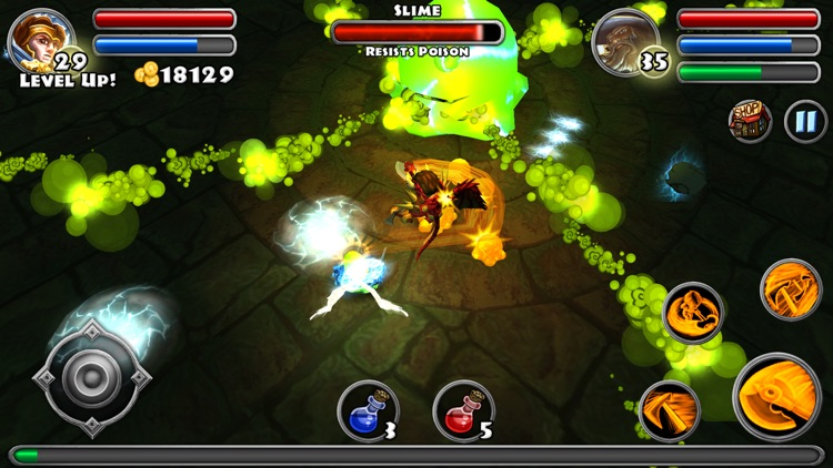 Dungeon Quest screenshot-3