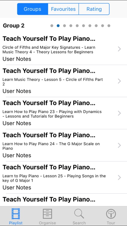 Teach Yourself To Play Piano screenshot-2