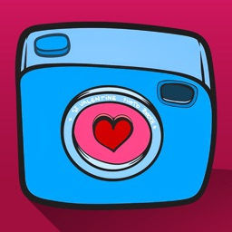 Valentine's Booth: Love Camera for Romantic Photos