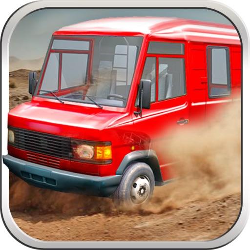 Van Driving Simulator app logo