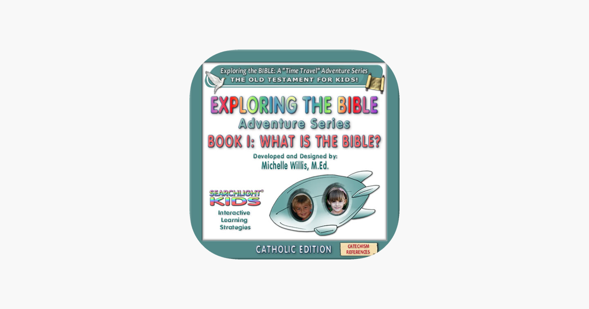 ‎Searchlight® Kids: Exploring the Bible 1 Catholic Edition