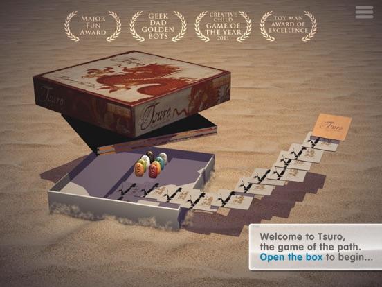 Tsuro - The Game of the Path на iPad