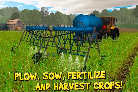 USA Country Farm Simulator 3D Full screenshot 2