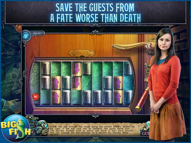 Fear For Sale: The 13 Keys HD - A Scary Hidden Object Mystery