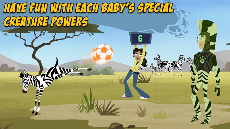 Wild Kratts Baby Buddies screenshot-4
