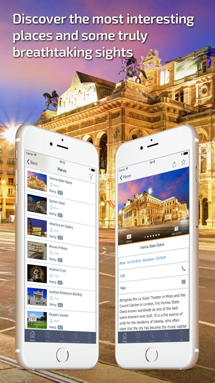 Vienna - Offline Travel Guide