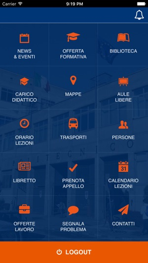 Calendario Polito.Polito App Su App Store