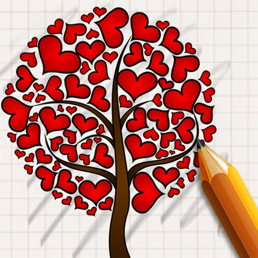 Let S Draw Valentines By Kiril Polyakoff