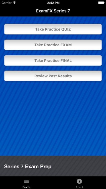ExamFX Series 7 Exam Prep