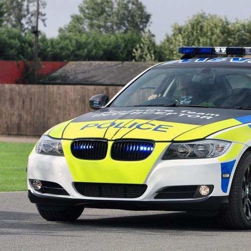 Police Car Driving 3D Simulator