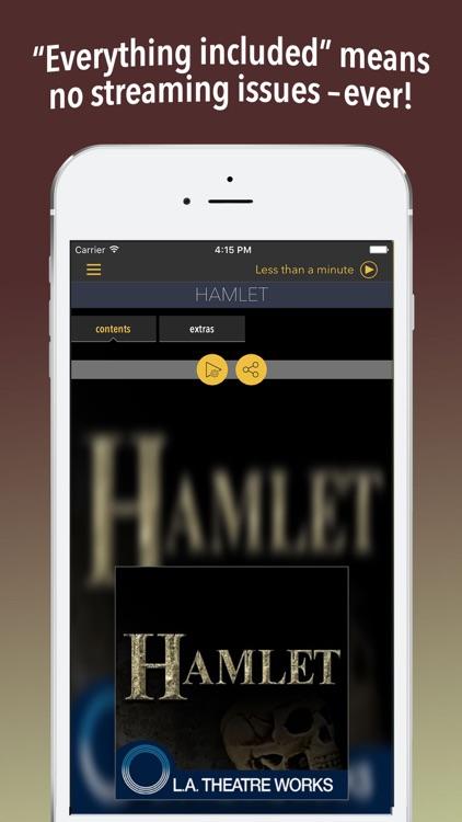 Hamlet (by William Shakespeare) [audio+text]
