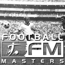 Football Masters - re-creating the magical footballing moments from a bygone era