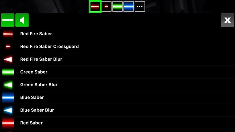 Saber Movie FX screenshot-3