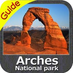 Arches National Park - GPS Map Navigator