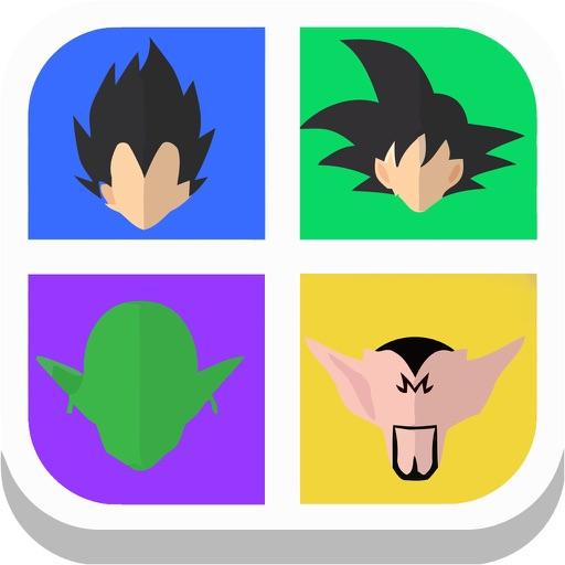 DRAGON BALL EDITION QUIZ - Super Saiyan Goku Edition Hero Battle Game iOS App
