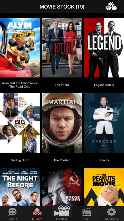SimpleMovieDiary-When you watch a movie , Let's review-
