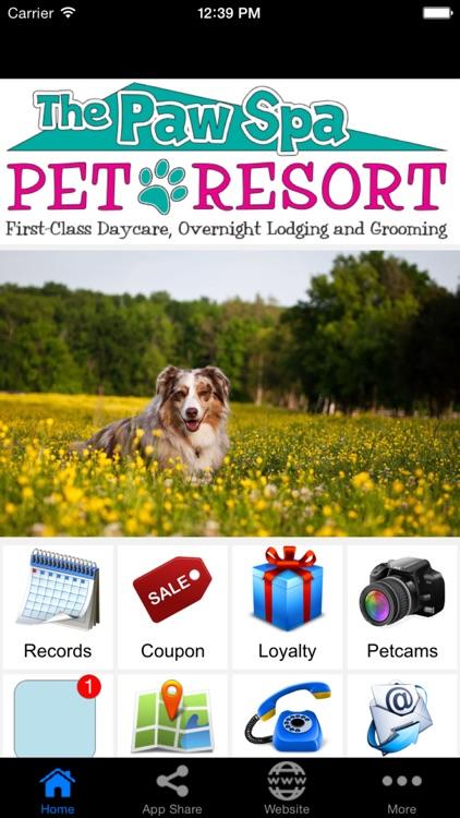 The Paw Spa Pet Resort