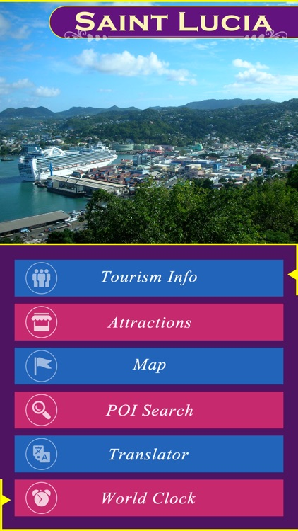Saint Lucia Tourist Guide