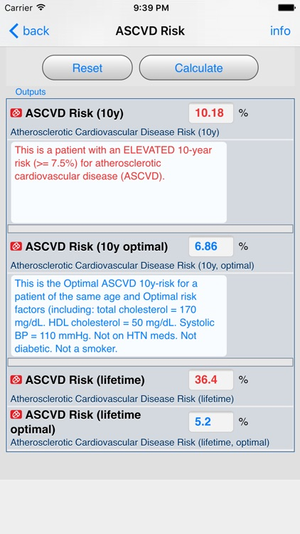 ASCVD Risk screenshot-2