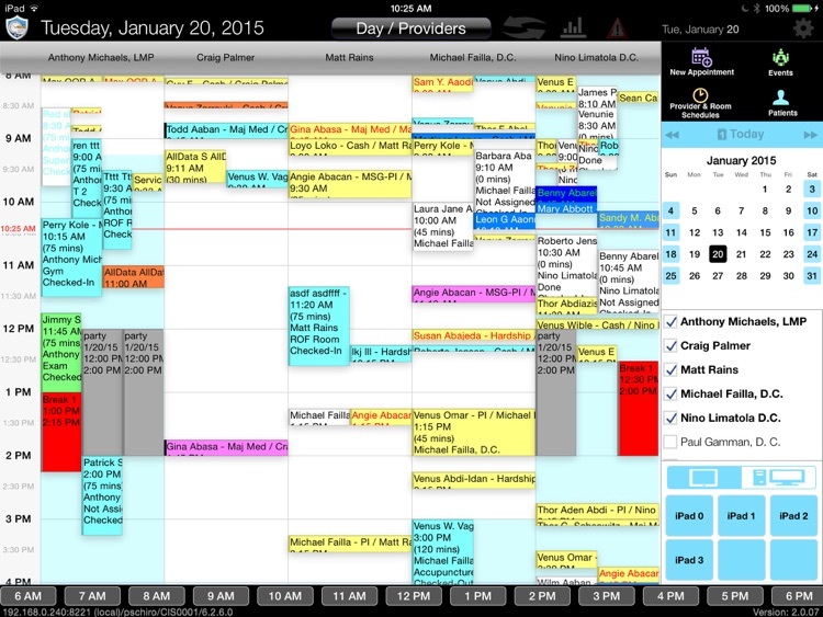 CT Scheduler Mobile 6.4