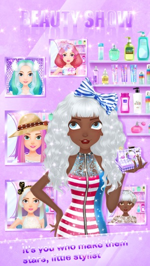 Dress up hair fashion 84