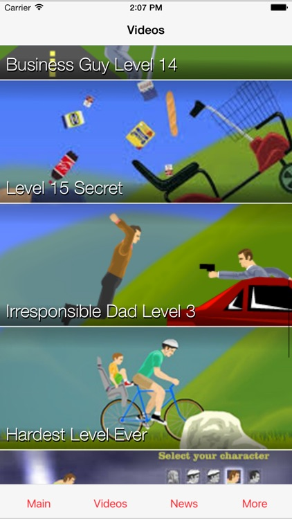 Cheats for Happy Wheels