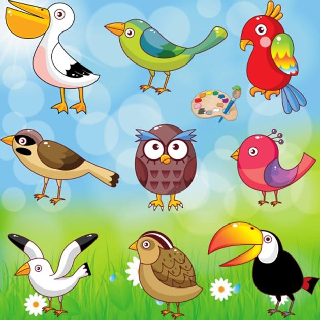 Dibujos Para Colorear Animales Que Vuelan ~ Ideas Creativas Sobre ...