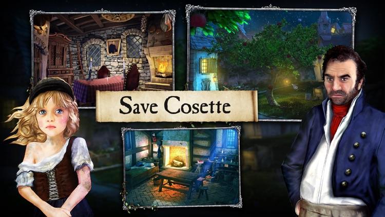 Les Misérables - Valjean's destiny - A Hidden Object Adventure screenshot-4