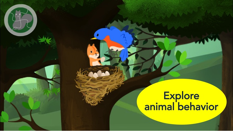 Piiig Forest Explorer: Natural Science for Kids screenshot-0