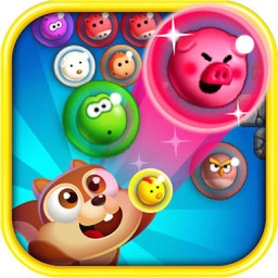 Bubble Pop Mania - 3 match puzzle game for rescue the pet