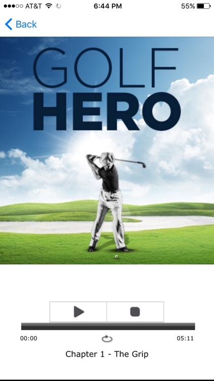 Ben Hogan-Five Lessons on the Tee Shot, Putting & Driving by Golf Hero