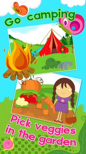 ‎Farm Games Animal Games for Kids Puzzles for Kids Screenshot